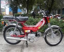motorbike moped
