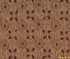 fabric beaded