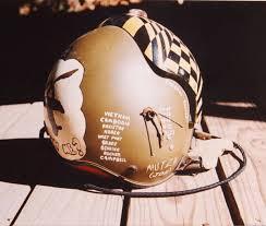 flight helmet art