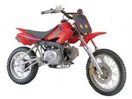 4 stroke dirtbike