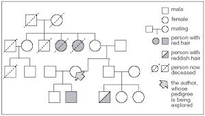 genetics family tree