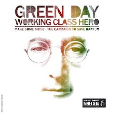 Green Day - Working Class Hero [Single]