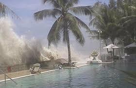 2004 tsunami wave