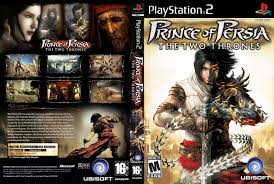 prince of persia ps2 games