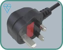 british power plug