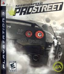 need for speed pro street playstation 3