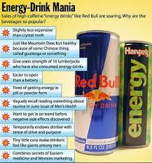 energy drink ingredient