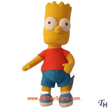 bart simpsons toys