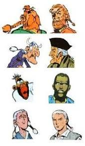 asterix caesar