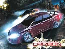 need for speed carbon 3d