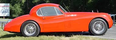 jaguar xk 120 coupe