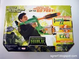 hulk nerf gun