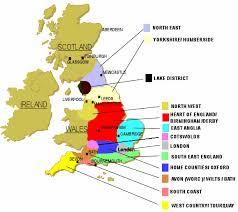 full map of uk