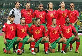 portugal football team players