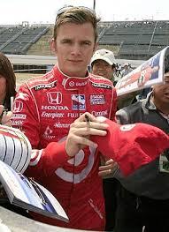 Dan Wheldon Wins Indy 500