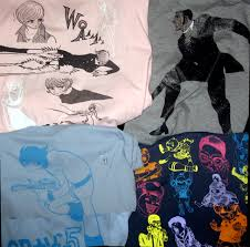 gundam shirts