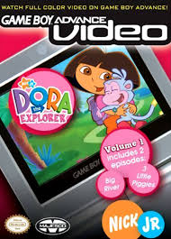 dora the explorer video game