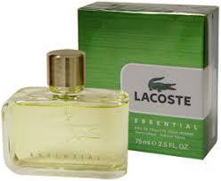 lacoste essential men