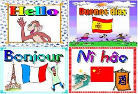 hello in different languages poster