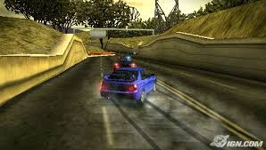 need for speed most wanted para psp