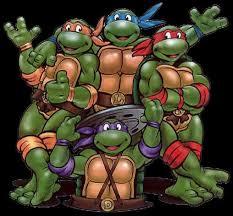 teenage mutant ninja turtles animated