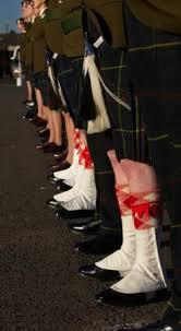 regimental kilts