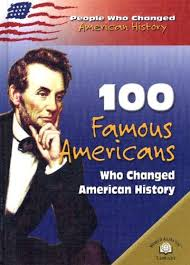 100 famous americans