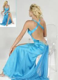 back out prom dresses