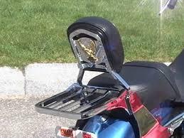 sportster luggage racks