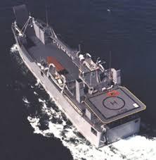 helicopter platform