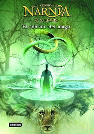 libro de las cronicas de narnia