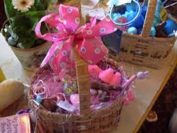 child easter basket
