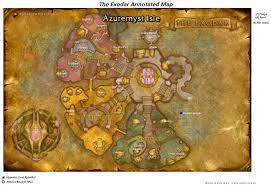 burning crusade map