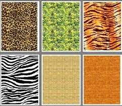 animal skin designs