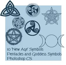 ancient goddess symbols