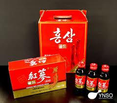 ginseng drink