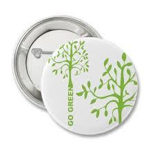 go green buttons