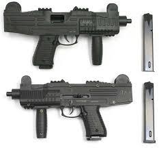 automatic pellet guns