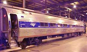 amtrak metroliner