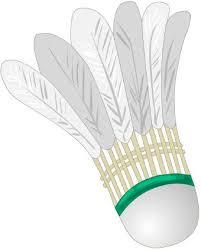 badminton clipart