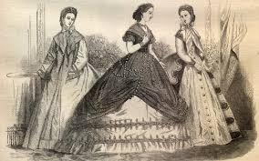 civil war fashions