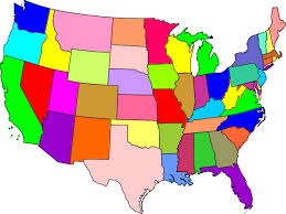 a picture of the usa map