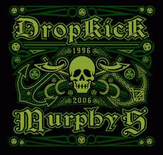 dropkick murphys irish