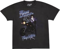 prince purple rain shirt