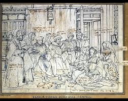 hans holbein painting
