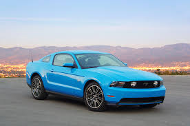 ford 2010 mustang gt