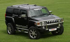 pictures of hummer h3