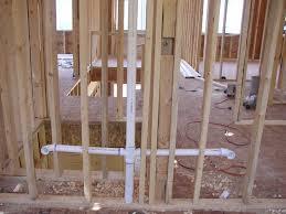 plumbing install