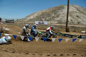 kids dirt bike racing