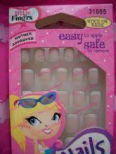 girlie nails